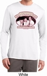 Mens Three Stooges Shirt Attorneys at Law Dry Wicking Long Sleeve Tee