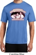 Mens Three Stooges Shirt Attorneys at Law Moisture Wicking T-Shirt