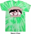 Mens Three Stooges Shirt Attorneys at Law Twist Tie Dye Tee T-shirt
