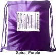 Mens Yoga Bag Breathe Tie Dye Bag