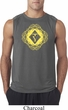 Mens Yoga Diamond Manipura Sleeveless Shirt