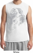 Mens Yoga Shirt BIG Ganesha Profile Muscle Tee T-Shirt