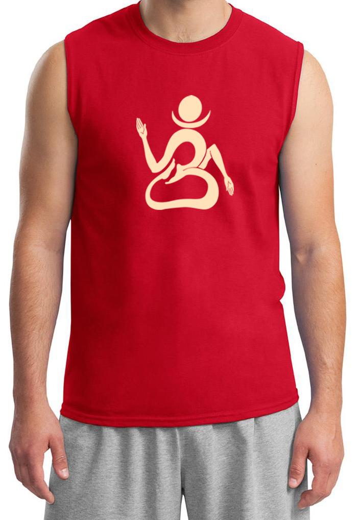Yoga Clothing For You Sweatin/' With My Omies Mens Muscle Tee T-Shirt = 2700-OMIES
