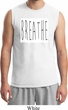 Mens Yoga Shirt Breathe Muscle Tee T-Shirt