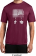 Mens Yoga Shirt Choices Moisture Wicking Tee T-Shirt
