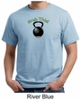 Mens Shirt Grab This Kettle Bell Organic Tee T-Shirt