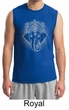 Mens Yoga Shirt Iconic Ganesha Muscle Tee T-Shirt