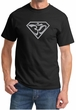Mens Yoga Shirt Super OM T-shirt