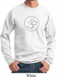 Mens Yoga Sweatshirt Thin OM Sweat Shirt