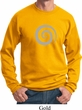 Mens Yoga Sweatshirt Vortex Sweat Shirt
