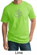 Mens Yoga T-shirt - Aum Symbol Meditation Adult Tall Tee Shirt