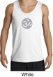 Mens Yoga Tank Top – Om Symbol Meditation Adult Tanktop