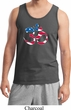 Mens Yoga Tanktop Patriotic Om Tank Top