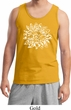 Mens Yoga Tanktop Sketch Lotus Tank Top
