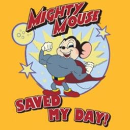 Mighty Mouse T-shirts