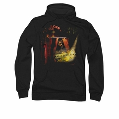 Mirrormask Hoodie Sweatshirt Big Top Poster Black Adult Hoody Sweat Shirt