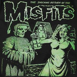 Misfits The Return Shirts