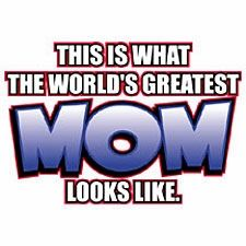 Mom T-shirt This is What The Worlds Greatest Mom Looks Like Tee