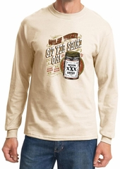 Moonshine Shirt Git Yer Shine On Long Sleeve Shirt