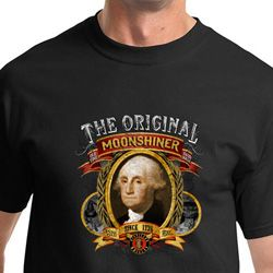 Moonshine Shirt GW Original Moonshiner