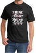 Moonshine Shirt Let It Shine Tee T-shirt