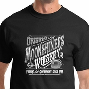 Moonshine Shirts