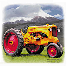 More Classic Tractor T-shirts