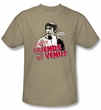 Mork and Mindy Friends Of Venus Sand T-Shirt