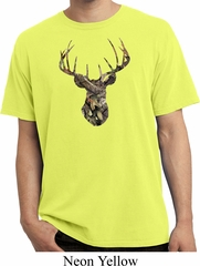Mossy Oak Camo Deer Pigment Dyed Shirt