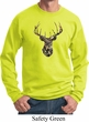Mossy Oak Camo Deer Sweatshirt