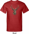 Mossy Oak Camo Deer Tall Shirt