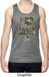Mossy Oak I Love Camo Mens Moisture Wicking Tanktop
