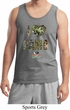 Mossy Oak I Love Camo Mens Tank Top