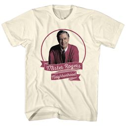 Mr. Mister Rogers Shirt Hey Mister Natural T-Shirt