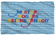 Mr Rogers Blankets