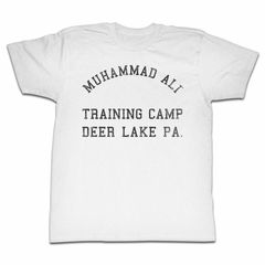 Muhammad Ali Shirt Deer Lake PA White T-Shirt
