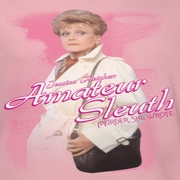 Murder She Wrote Amateur Sleuth Shirts