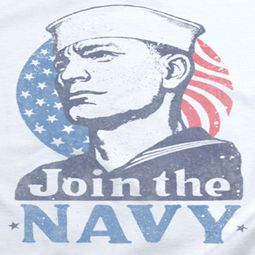 Navy Join The Navy Shirts