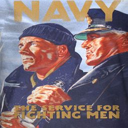 Navy The Service Sublimation Shirts