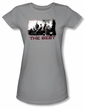 NCIS Juniors T-shirt - The Best Crime Drama Silver Tee Shirt