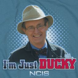NCIS Just Ducky Shirts