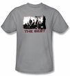 NCIS Kids T-shirt - The Best TV Series Youth Silver Tee Shirt