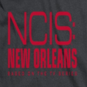 NCIS New Orleans Red Logo Shirts