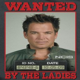 NCIS Wanted Shirts