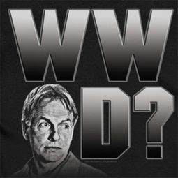 NCIS What Would Gibbs Do Shirts