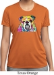 Neon Bulldog Ladies Moisture Wicking Shirt