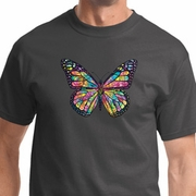 Neon Butterfly Shirts
