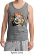 Neon Marilyn Monroe Mens Tank Top
