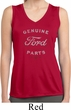 New Genuine Ford Parts Ladies Sleeveless Moisture Wicking Shirt