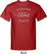 New Genuine Ford Parts Mens Tall Shirt